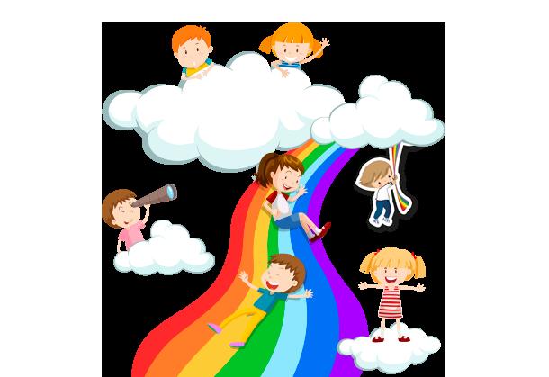 El petit Rainbow